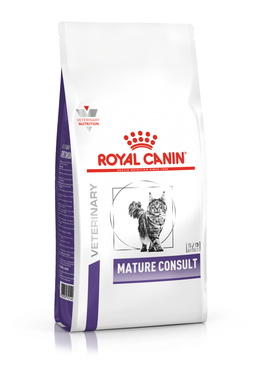 Royal Canin для котов SENIOR Consult Stage 1