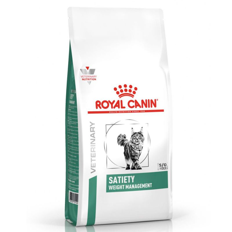 Royal Canin для котов SATIETY WEIGHT MANAGEMENT
