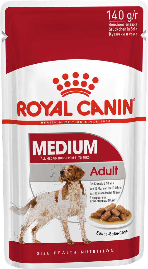 Royal Canin для собак Medium пауч