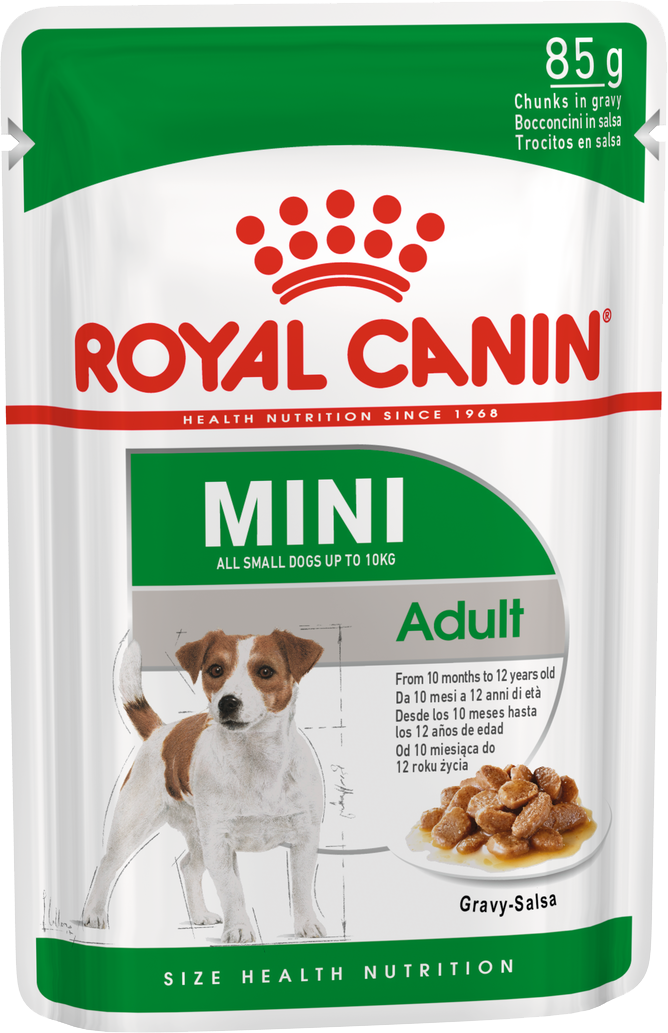 Royal Canin для собак Mini -пауч