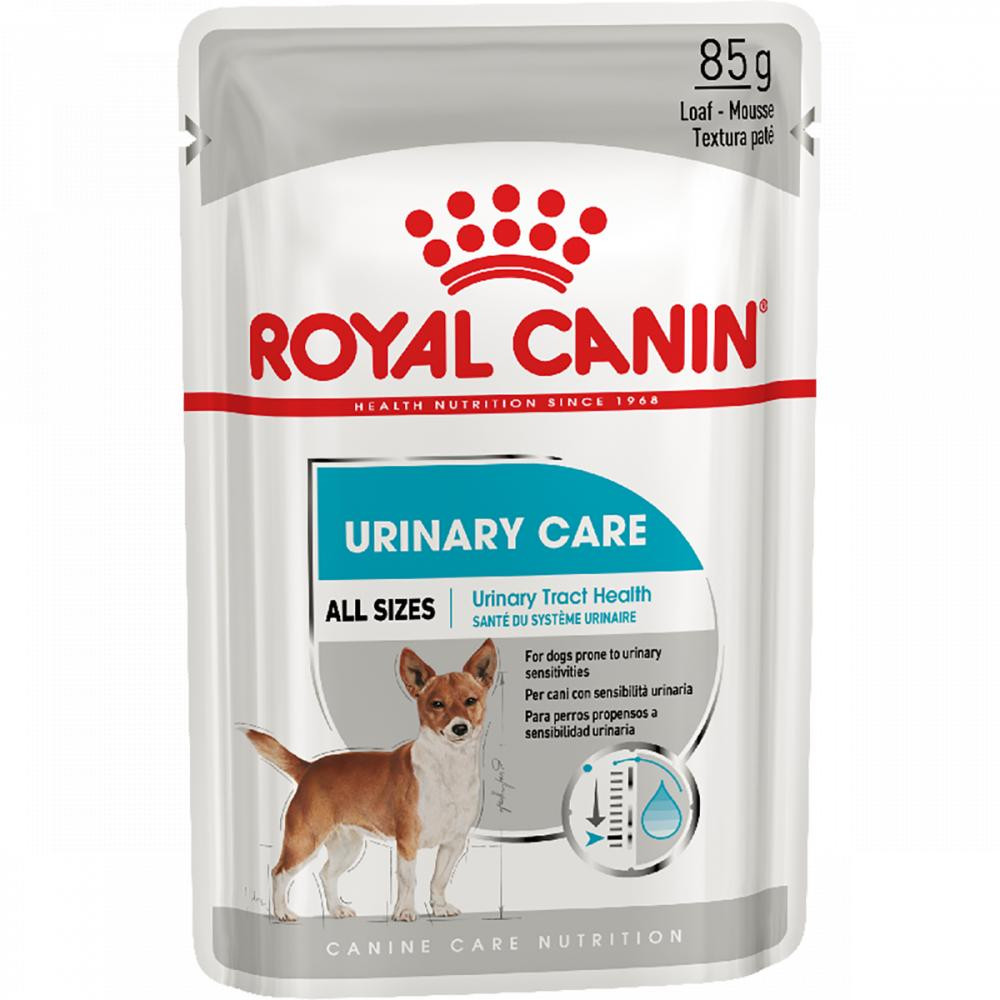 купить Royal Canin для собак URINARY Care -Пауч (паштет)